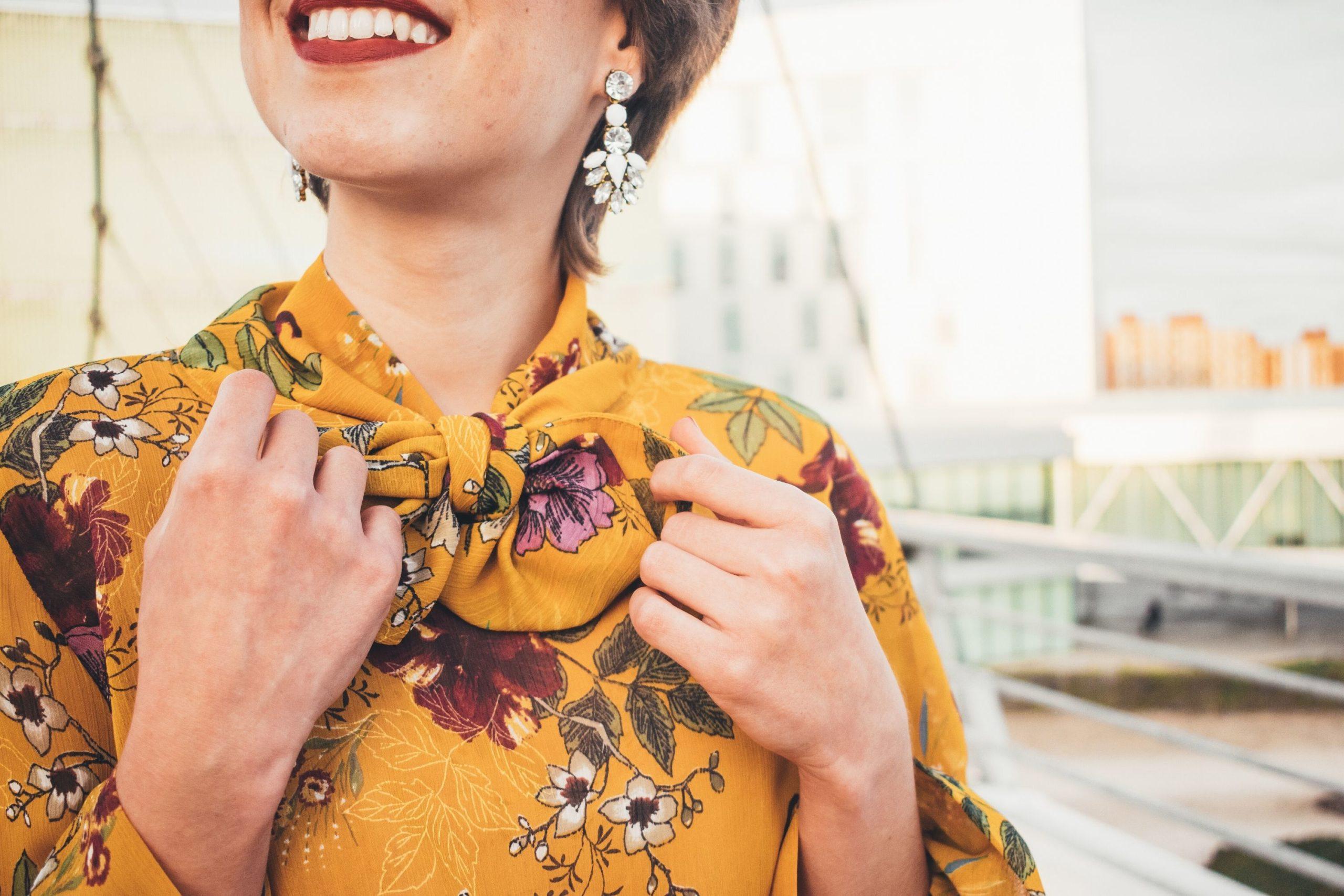 Curso de costura camisa vintage