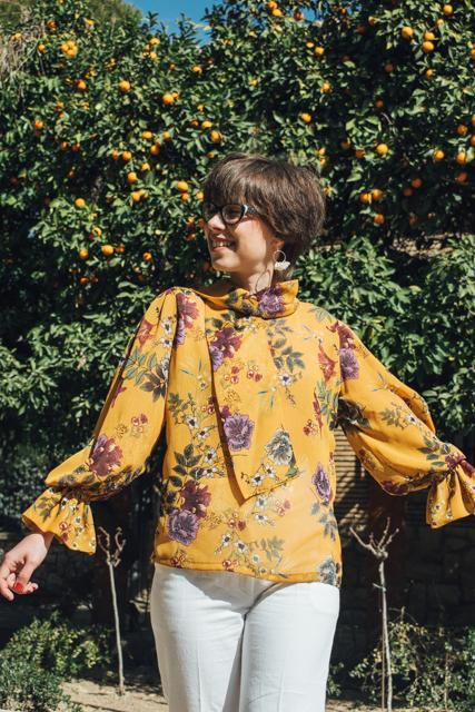 curso de costura - crea tu camisa vintage - 3