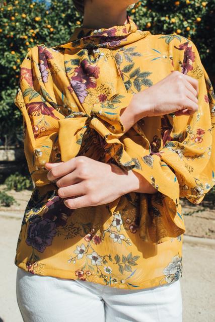 curso de costura - crea tu camisa vintage - 9